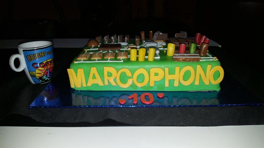 Marcophono Online